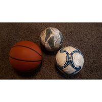 Мяч футбольный, баскетбольный. Дешево.