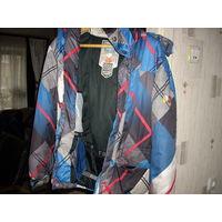 Куртка зимняя 158