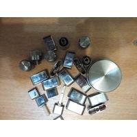 Комплект ручек и кнопок магнитолы Берестье