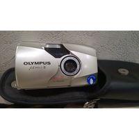 Фотоаппарат Olympus с чехлом