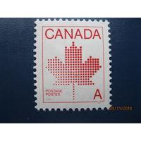 Марка Канада 1981 год. Стандартный выпуск