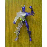 Подвижная фигурка Бэтмен, или Синий Бэтмен из альтернативной вселенной про Бэтмена (Batman original action figure) (Hasbro, DC Comics). (возможен обмен)