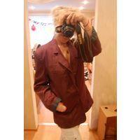 Пиджак из Италии с супер подкладкой р. 52-54
