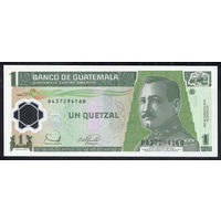 Гватемала / GUATEMALA_20.12.2006_1 Quetzal_P#109_UNC