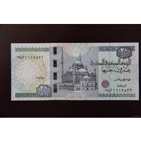 Египет 20 фунтов 2016 UNC