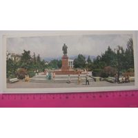 Памятник Ленину Ялта
