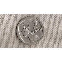 ЮАР /Южная Африка/2 ранда 1990/фауна/(NS)