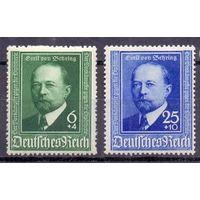 Германия 50-летие открытия вакцины от дифтерии (*) 1940 г