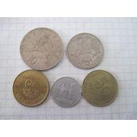 Пять монет/14 с рубля!
