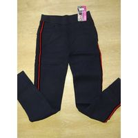 Новые джинсы на тонкой байке на 44-46 размер
