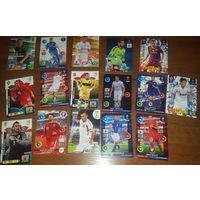 Карточки Футбол