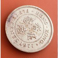 101-12 Гонконг, 50 центов 1977 г.
