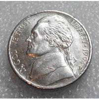 5 центов 1994 (D) США #01