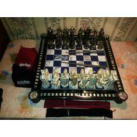 Шахматы Гарри Поттер. Полная коллекция и комплект с доп.аксессуарами. Возможен докуп журналов