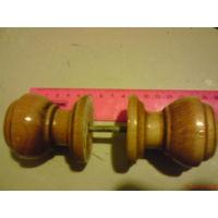 Ручки дверные деревянные