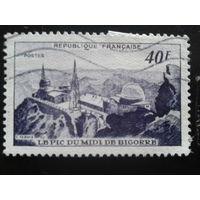 Франция 1951 обсерватория