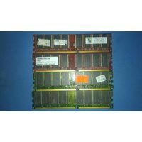 Оперативная память DDR. ОЗУ