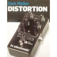 """Distortion """"DARK MATTER"""" гитарная педаль"""