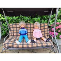 Кукла винтажная ростовая Lissi Batz 80 см.