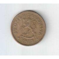 10 пенни 1973 года Финляндии