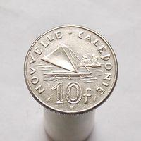 Новая Каледония 10 франков 1986