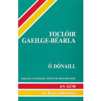 Focloir Gaeilge-Bearla/Irish-English Dictionary. Словарь ирландско-английский.