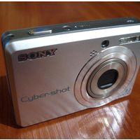 """Sony Cyber-shot DSC-S730 компакт-камера, матрица 1/2.5"""" 7.2 ..."""