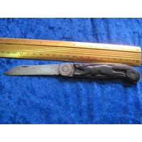 Нож советский складной Белка.
