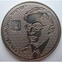 Израиль 100 шекелей 1985 г. Зеэв Жаботински