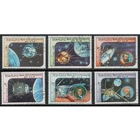 Лаос 1984. Космос