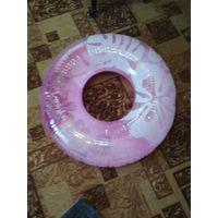 Надувной круг для плавания intex 80 см