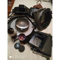 Фотоапараты и фотооборудование