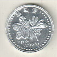 Северная Корея 1 чон 2008