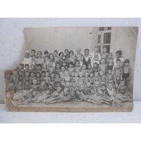 Фотография детский сад Узбекистан 1930-ые гг.
