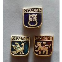 Россия. Суздаль - комплект