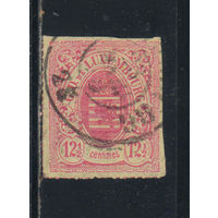 Люксембург 1865 Герб Стандарт #18