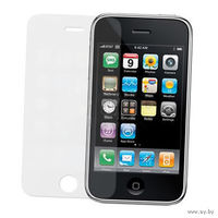 Защитная плёнка на экран LCD Apple Iphone 3G 3GS.