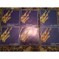 Серия джазовых пластинок