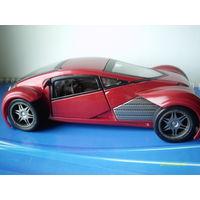 Lexus Futuristic Concept Car .1/24. Maisto
