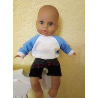 Куколка 27см НОмерная