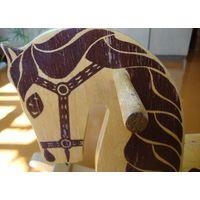 Конь - качалка