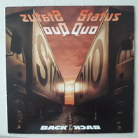STATUS QUO - 1983 - BACK TO BACK, (UK), LP