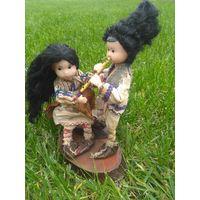 Сувенирная игрушка Гуцулы