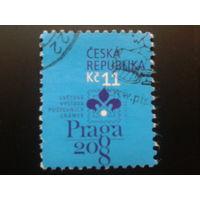 Чехия 2007 фил. выставка