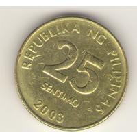 25 сентимо 2003 г.