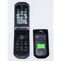225 Телефон Nokia 7070d-2 (RH-116). По запчастям, разборка