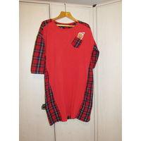 Платье домашнее новогоднее Р-р 48-50