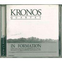 CD Kronos Quartet - In Formation / Contemporary