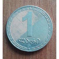 1 лари, Грузия, 2006