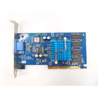 Видеокарта Gigabyte NVIDIA Vanta (GA-620) 8 MB AGP 4x